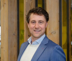 Joris van Daalen Partnermanager Dyflexis