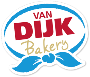 van dijk bakery logo