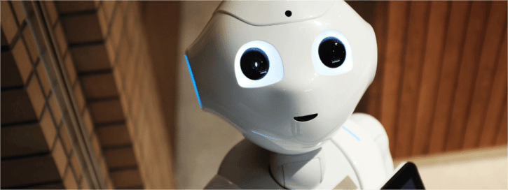 pepper robot digitalisering dyflexis
