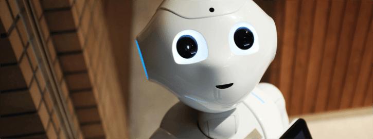 pepper robot digitalisering dyflexis