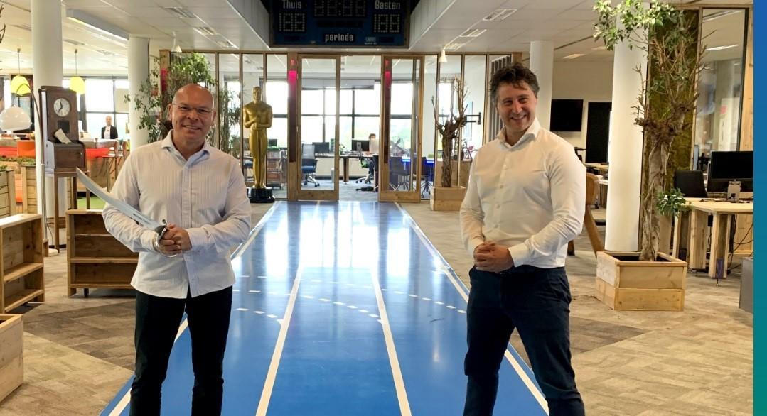 Dyflexis personeelsplanning en payroll specialist Celery tekenen partnership deal
